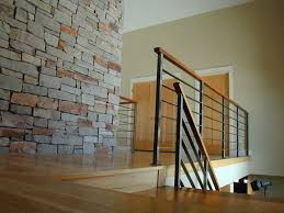 modern stair railings design u2014 railing stairs and kitchen design