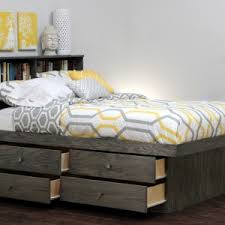 furniture ikea king size platform bed malm bed frame high queen