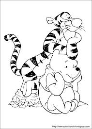 147 winnie pooh coloring images drawings