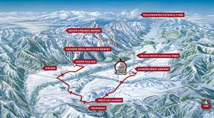 Jackson Hole Map Jackson Hole Ski Packages Lowest Prices Best Ski Deals U2013 Guaranteed