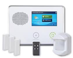 wireless security system dallas