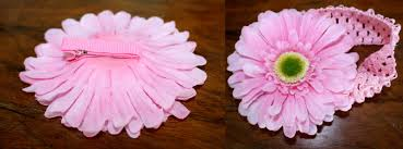 how to make baby flower headbands baby flower headbands diy clublifeglobal