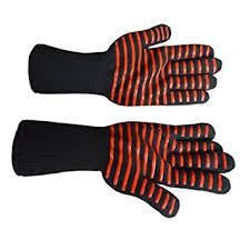 gant kevlar cuisine midore bbq griller gants de cuisine chaleur résistants anti