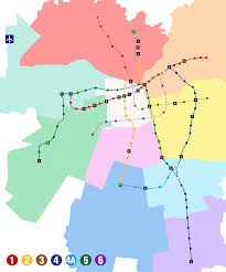 Santiago Metro Map by File Estaciones De Intercambio Metro De Santiago Svg Wikimedia
