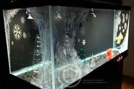 fish tank ornaments rainforest islands ferry