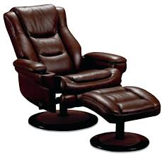 ottoman recliner chairs with ottoman timeout swivel reclining