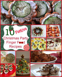 classical homemaking 10 festive christmas party finger food recipes