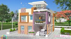 modern duplex house achitecture kerala home design bloglovin u0027