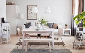 Bench Style Dining Room Tables Dining Room Furniture U0026 Ideas Ikea