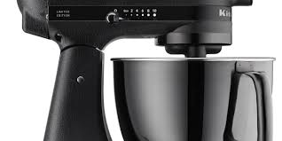 Artisan Kitchenaid Mixer by Kitchenaid Artisan Black Tie Mixer Gadget Flow