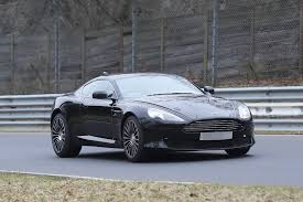 2016 aston martin db9 2016 aston martin db9 spied it u0027s powered by an atmospheric v12
