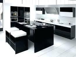 cuisine noir et gris cuisine noir et blanche blanc ideas lalawgroup us gris