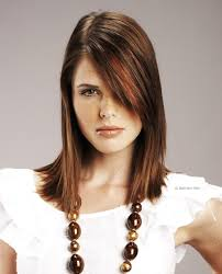 Human Hair Fringe Extensions by Hair Extensions In The Fringe Area For A Side Swept Hairstyle With