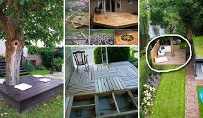 Diy Backyard Ideas On A Budget Top 19 Simple And Low Budget Ideas For Building A Floating Deck