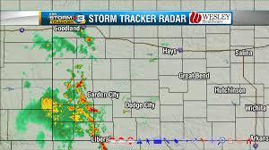 Weather Map Radar Ksn Threat Tracker For Sunday July 16 2017
