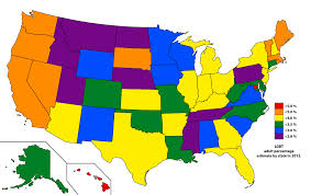 America Map San Francisco lgbt demographics of the united states wikipedia