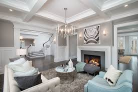 wainscoting ideas for living room living room with high ceiling hardwood floors in new canaan ct