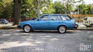 toyota corolla 83 the peep 1983 toyota corolla wagon
