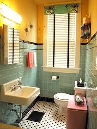 make it work old tile in the bath u2014 renters solutions