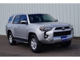 suv toyota 4runner toyota 4runner in orange tx cecil atkission toyota