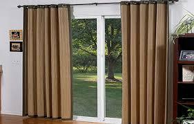 Curtains On Sliding Glass Doors Grommet Curtains For Sliding Glass Doors Sliding Glass Door