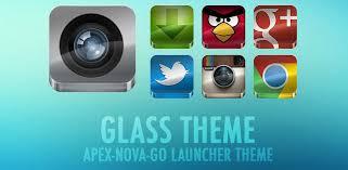 go themes apps apk theme glass apex nova go theme android development and hacking