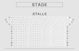 St James Palace Floor Plan The Other Palace London Seating Plan U0026 Reviews Seatplan