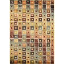 Multi Color Area Rugs Buy 7 Foot 9 Inches X 10 Foot 10 Inches Area Rug From Bed Bath