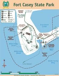 Washington State Parks Map by Whidbey Island Whidbey Island State Park Maps Yabsta