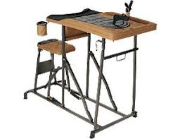 Caldwell Stable Table Shooting Bench Gun Rest