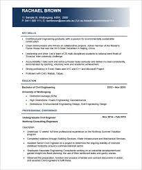Civil Engineer Resume Template by Civil Engineering Resume Templates Civil Engineer Resume Template