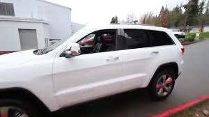 2016 jeep cherokee sport white 2016 jeep grand cherokee limited white gc303550 redmond