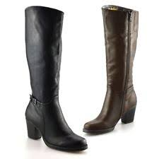 womens boots ebay canada womens winter high heel boots ebay
