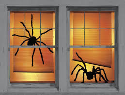 professional halloween props amazon com halloween decorations 59 in giant hairy spider