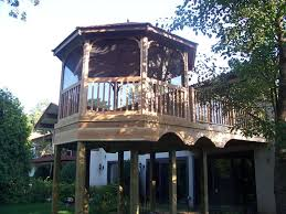Gazebos For Patios 48 Best Mega Decks Patios Gazebos Images On Pinterest Mega