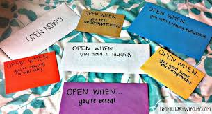5 creative letters to write to your loved one in boot camp the