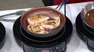 Nuwave Cooktop Nuwave Precision Induction Cooktop With 9 Fry Pan On Qvc