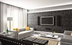 Ideas To Decorate A Living Room Living Room New Living Room Wall Decor Ideas Walls Colored