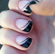 38 quick nail designs for short nails nails in pics