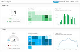 how data visualization answered one of retail u0027s most vexing questions prism skylabs dashboard