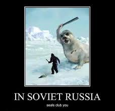 In Soviet Russia Meme - soviet russia meme by partypop memedroid