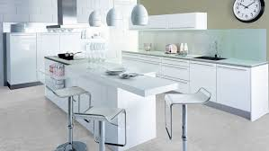 cuisine blanches cuisines blanches et bois 1 en photos les plus belles cuisines