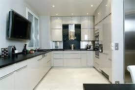 forme cuisine modele cuisine en l modele cuisine blanc laque 2 la cuisine