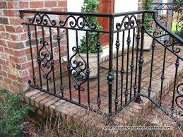 best 25 wrought iron railings ideas on wrought iron