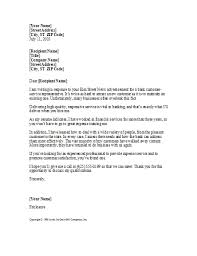 download cover letter for bank customer service representative
