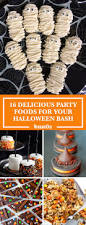 22 easy halloween party food ideas cute recipes for halloween