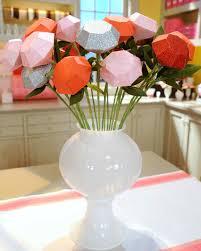 Paper Flowers Video - diamond paper roses u0026 video martha stewart