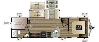 keystone travel trailer floor plans keystone cougar rvs for sale camping world rv sales