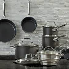 cuisine paderno canadian signature 13 stainless steel cookware set paderno
