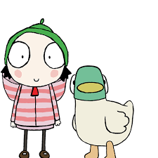 Sarah Duck Games Videos Other Fun Activities Universal Sprout Coloring Pages